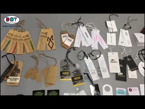 How to custom hang tags  For Your Business! For Cheap! for clothing!