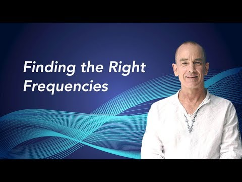 Finding the Right Frequencies