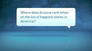 Download Is Arizona the happiest place to live? Video