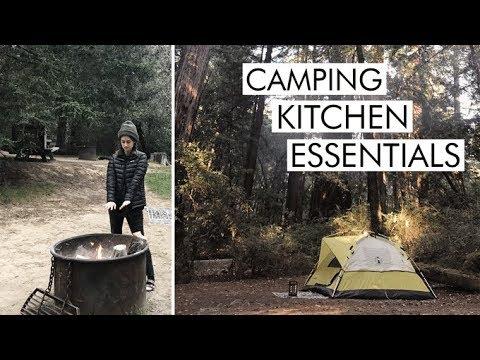My Kitchen Essentials for Camping | Alli Cherry