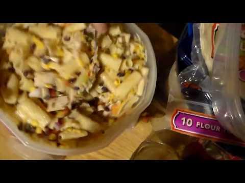 Salad Series - Southwest Chicken Pasta Salad