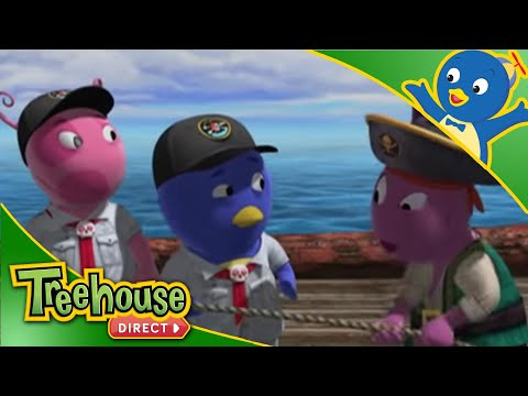 The Backyardigans: Pirate Camp - Ep.58