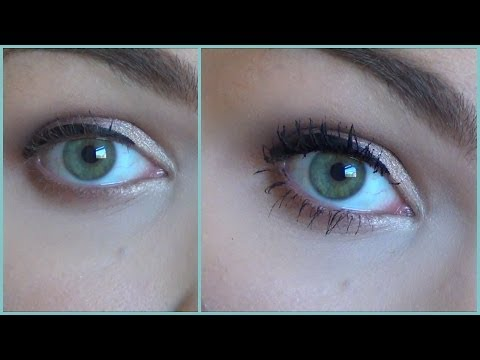 How to: Make SHORT Eyelashes LONG & THICK With Mascara!