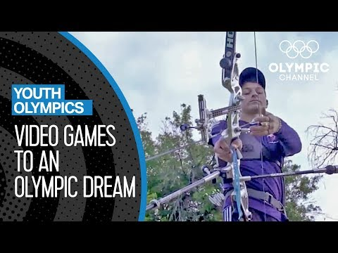 From Video Games to an Olympic Archery Dream |  Youth Olympic Games