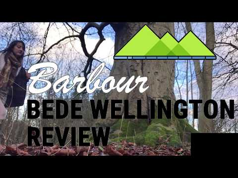 Barbour Bede Wellington Boot Review