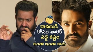 Jr NTR Fantastic Explanation About RAVANA Character | Must Watch | TFPC