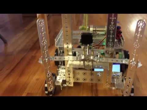 FTC Team 12547 Test of Robot Arm