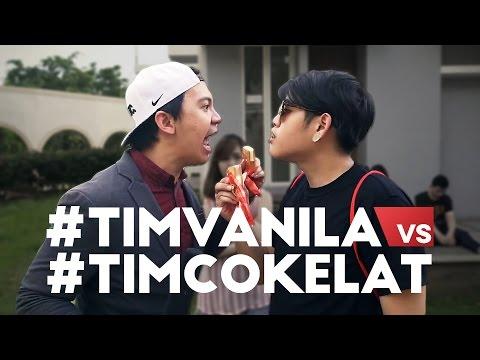 #TIMVANILA vs #TIMCOKELAT