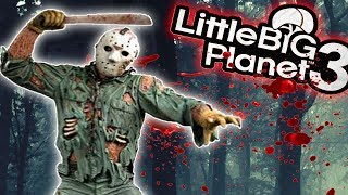 LittleBigPlanet 3 | Friday The 13th