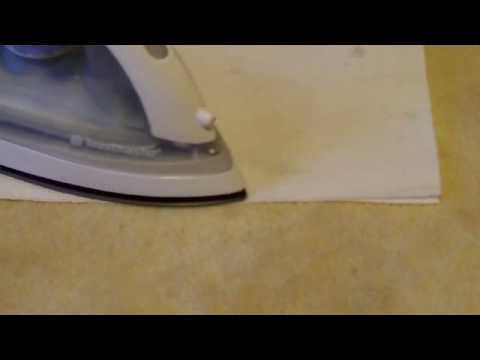How to Clean Candle Wax Off Carpets