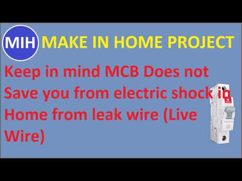 Basic knowledge of MCB - Why should you use MCB in Home | Know Everything |