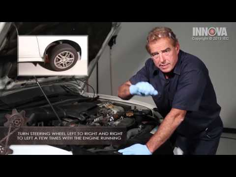 How to flush Power Steering Fluid - 2005 Subaru Impreza