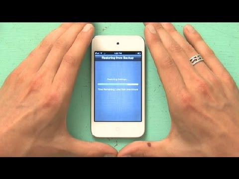 Recovering iPod History : iPod & iPod Touch Tips
