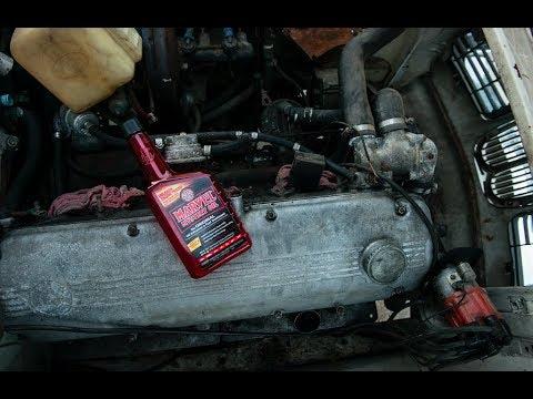 Removing Engine Rust & Corrosion