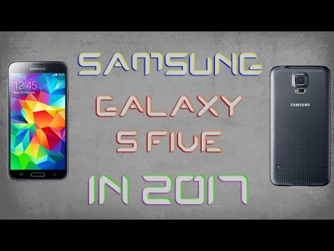I bought the Samsung Galaxy S5 in 2017 & Not Wait For The iPhone 8 Or iPhone X As A PC Tech Repair