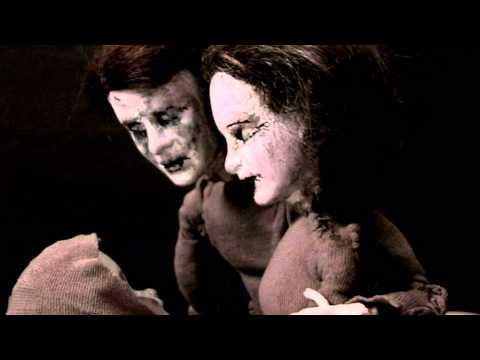 Terrifying Animated Horror Film STALKER FROM THE CORNFIELD
