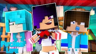LITTLE DONNYS DAUGHTER IS A BULLY! Minecraft Future Life | Little Kelly