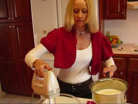 Betty's Christmas Boiled Custard