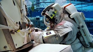 First Step In Training For Work on Mars: Go Underwater