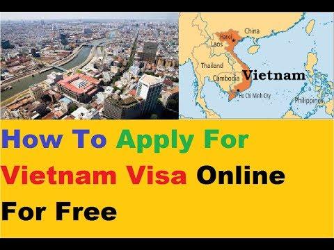 Vietnam Visa (Apply Today)