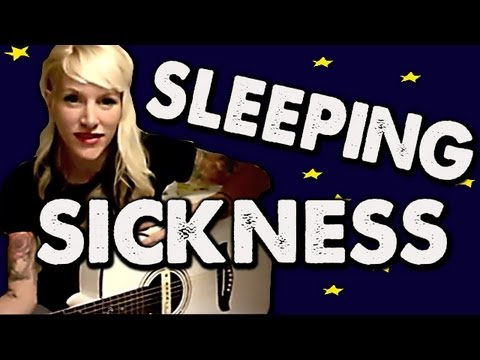 SLEEPING SICKNESS - Sarah Blackwood (City and Colour)