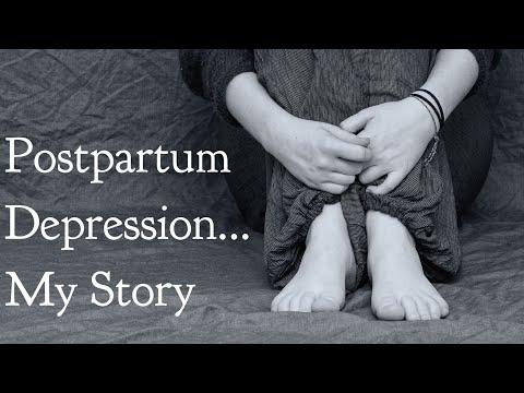Postpartum Depression...My Story