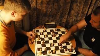 GM Vlad Kovalev - GM Rauf Mamedov
