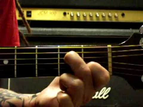 Banana Pancakes guitar lesson