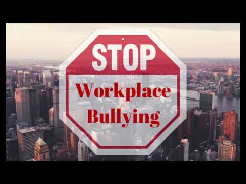 Workplace Bullying: We're Not Gonna Take It! (How should employees deal with bullies?)