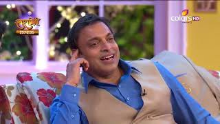 Comedy Nights with Kapil - Harbhajan & Shoiab - 1st March 2015 - Full Episode