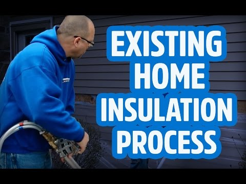 Existing Home Insulation Process | Indiana Spray Foam
