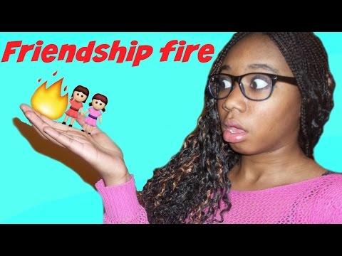 FRIENDSHIP FIRE - LOSING FRIENDS