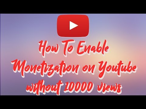 How To Enable Monetization On Youtube 2017 [Outdated]