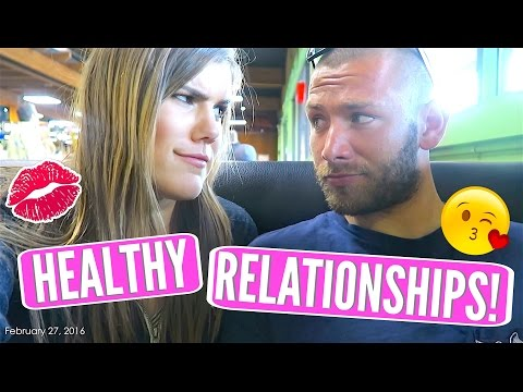 HAVING A HEALTHY RELATIONSHIP!