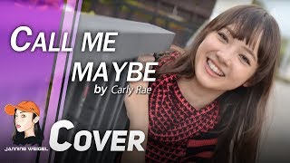 I love to present you guys my new cover song: Call me maybe - Carly Rae Jepsen ! This is the first song that I first recorded and then lip synced so excuse me if my mouth delays a bit haha. I want to thank my mother who helped me edit it and a few of her friends who recorded it for me. hope you enjoyed this video and don