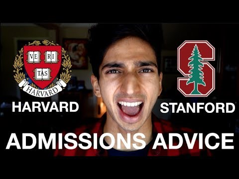 How To Get Into Harvard | Spoken Word Poetry