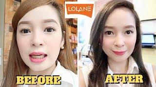 My Best Hair Transformation By: Lolane Philippines
