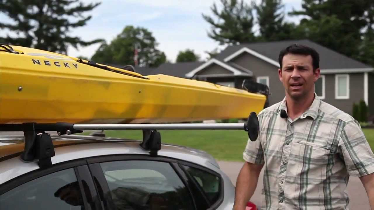 The Best Way to Transport Kayaks