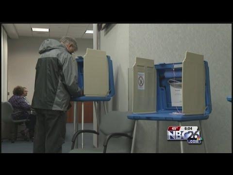 Early Absentee Voting Begins Across Wisconsin