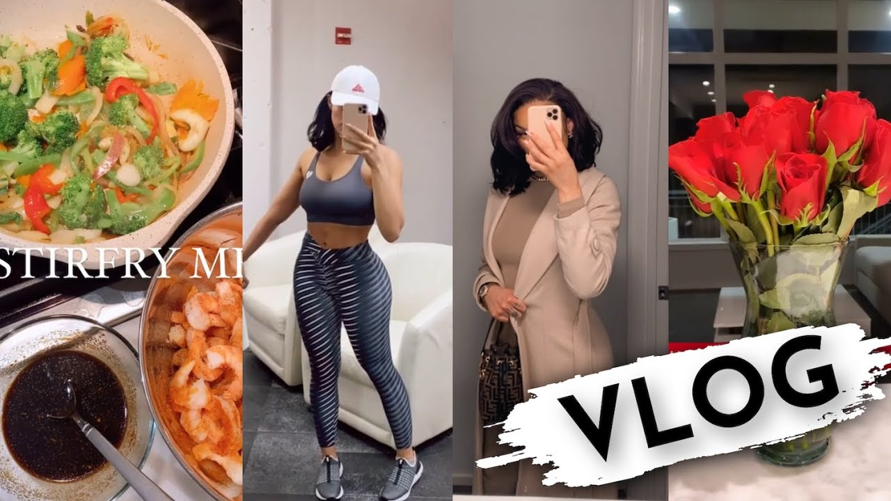 WEEKLY VLOG! LATE VDAY GIFTS + FUN WITH FRIENDS + MEN ARE ANNOYING + MORE | ALLYIAHSFACE VLOGS