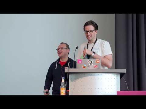Elmar Burke & Hans Christian Otto - Micro Frontends   JSUnconf 2018