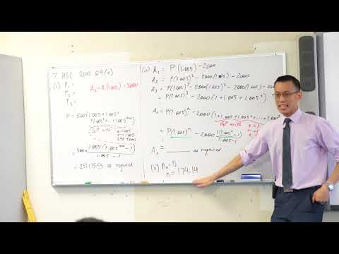 Financial Series - Investment (2 of 2: Interpreting the question's language)