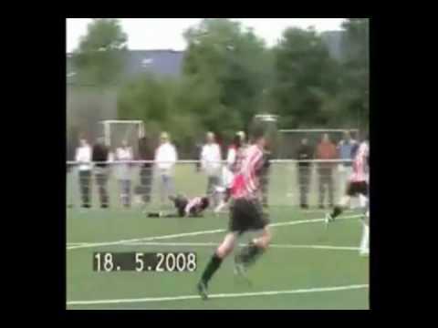 Manchester United - Gyliaon Van Velzen (Next Ronaldo ?)
