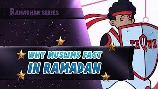 Why Muslims Fast in Ramadan?   Ramadhan Series   Subtitled