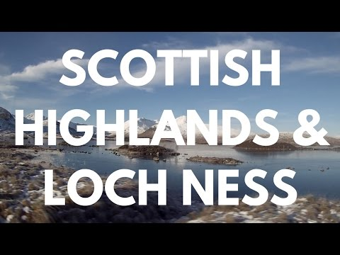 The Scottish Highlands & Loch Ness - tour from Edinburgh, Scotland