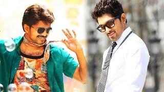 Who is the Best Dancer ?   Vijay or Allu Arjun