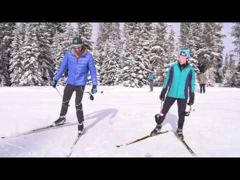 Skate Ski Lesson