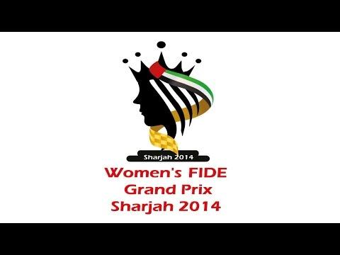 FIDE Women's Grand Prix 2013, Sharjah, UAE. Round 5(2).