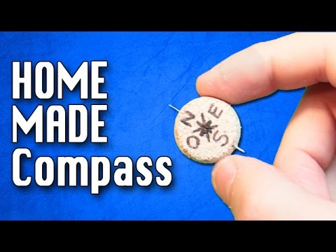 How to make a Compass | DIY Compass