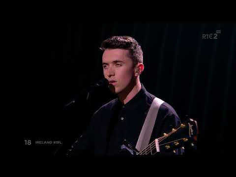 Ryan O'Shaughnessy performs 'Together' | Eurovision Song Contest | RTÉ2